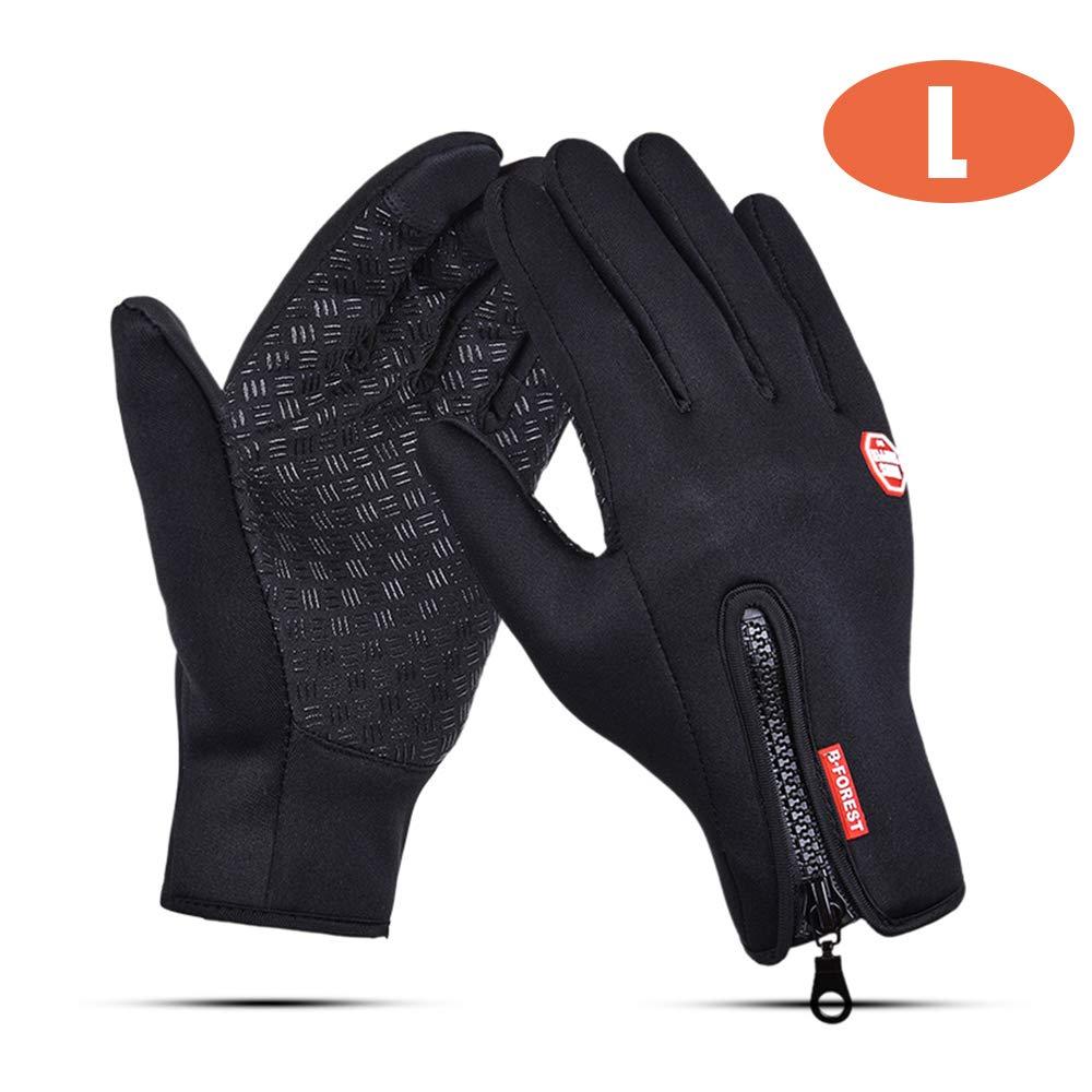 Explopur Winter warme Handschuhe – Touchscreen-Handschuhe rutschfest