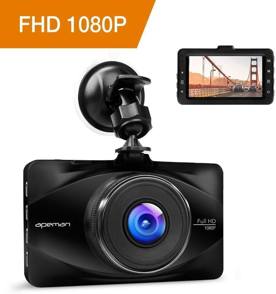 🍀🍀Gewinnspiel🍀🍀 — Full HD 1080P Dashcam