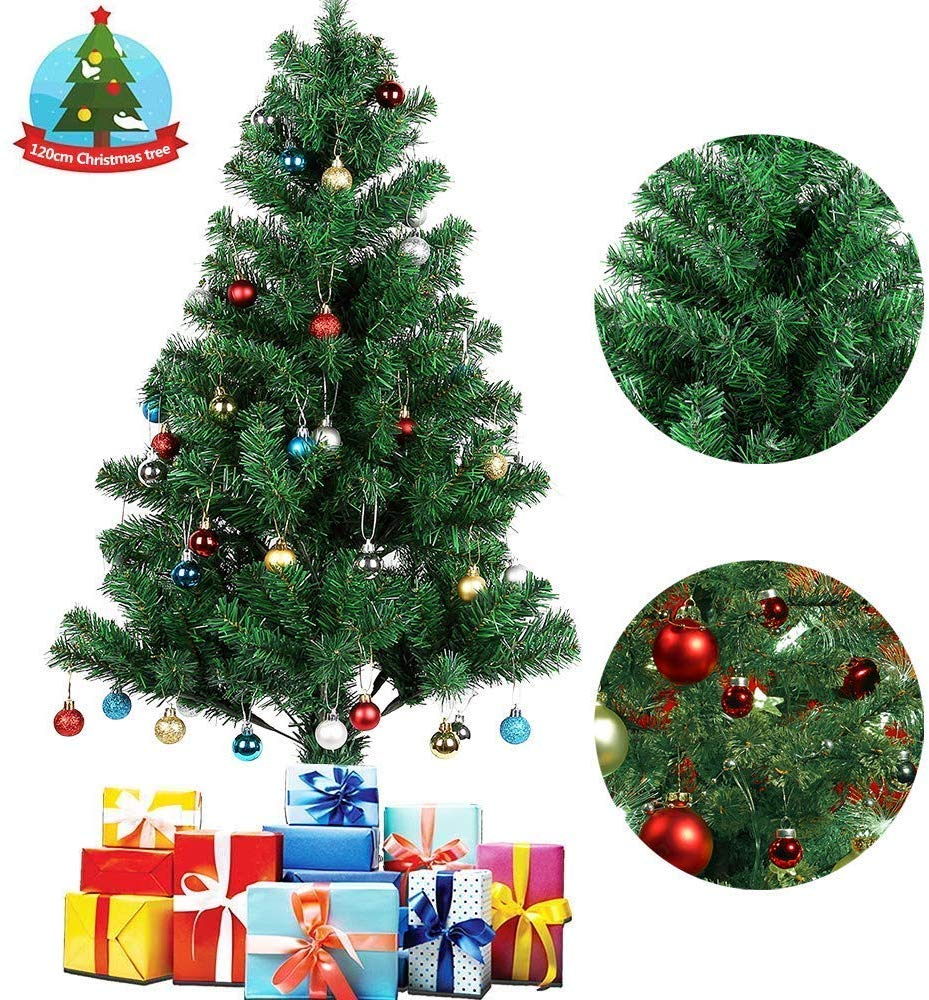 120 cm Weihnachtsbaum Künstlicher Weihnachtsbaum Tannenbaum