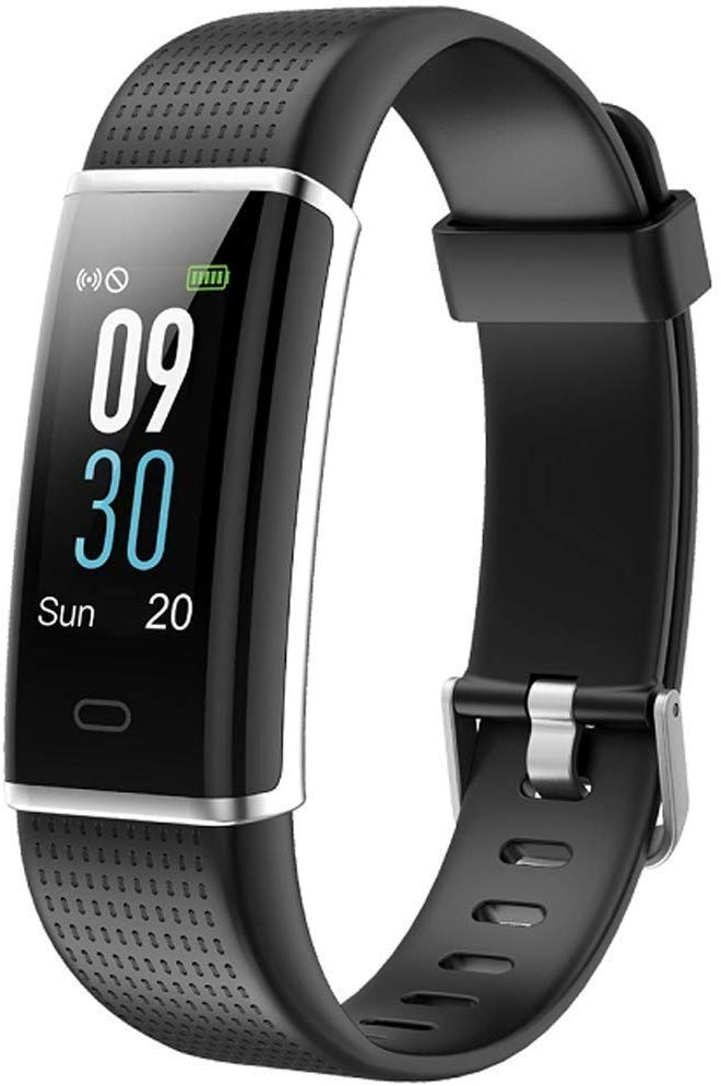 Icefox Fitness Armband, Fitness Trackers Smart Uhr