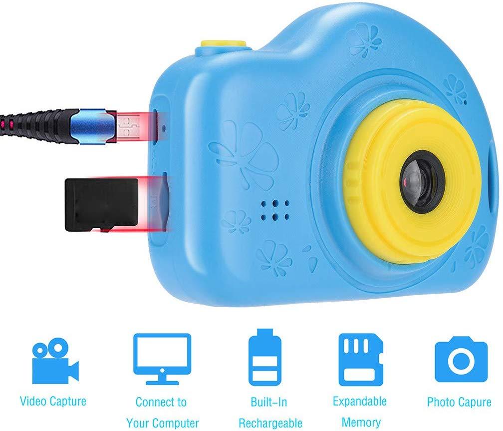 MRENVWS Kinderkamera v tech Mini HD kidizoom fotoapparat Kinder Kamera