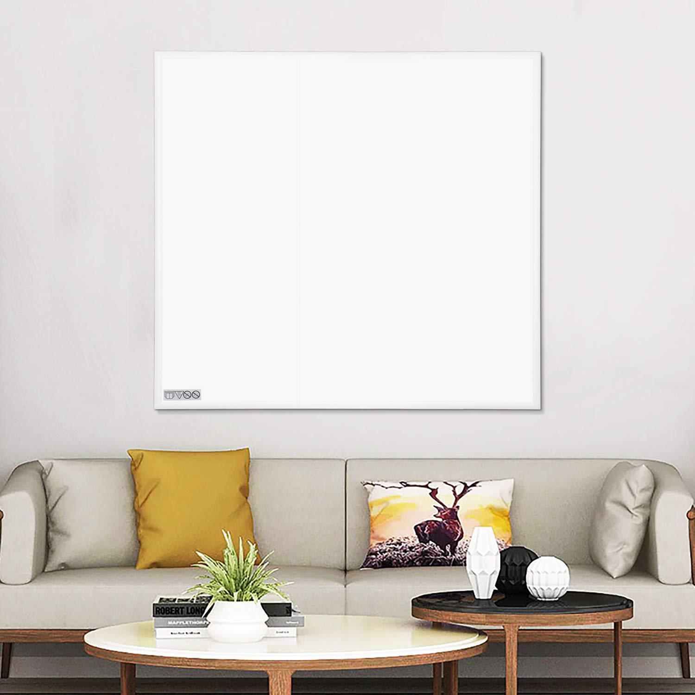 VINGO 300 Watt Infrarotheizung, mit Thermostat Ultraflach Heizpaneel
