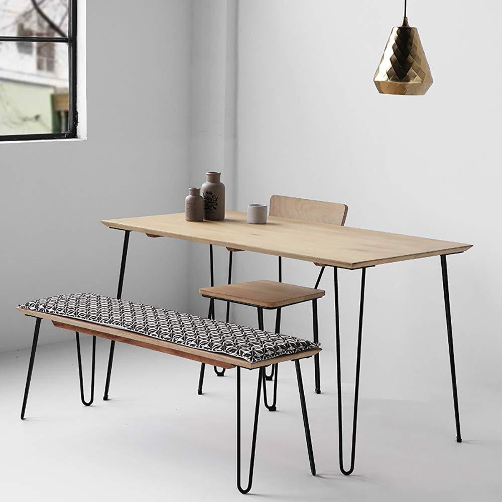 4er Hairpin Legs Schreibtisch Tischbeine Austauschbare Haarnadelbeine Tischgestell