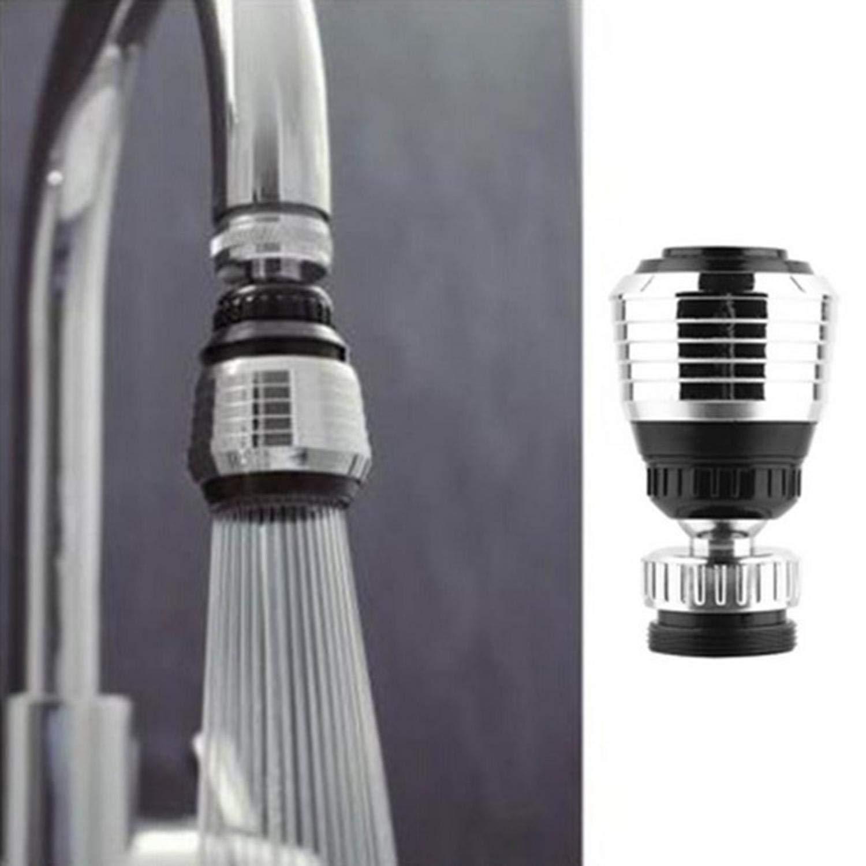 80% off  Wasserhahn Bubbler Saving Water Spill 360 ° Wasserauslauf Filter Wasserhähne mit Hebel