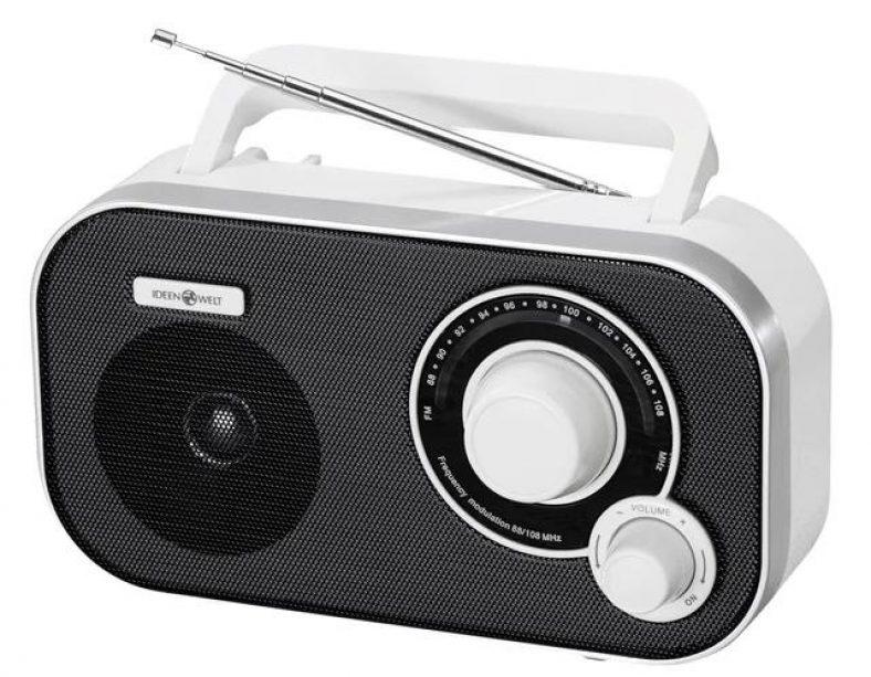 Ideenwelt Best Basics Tischradio