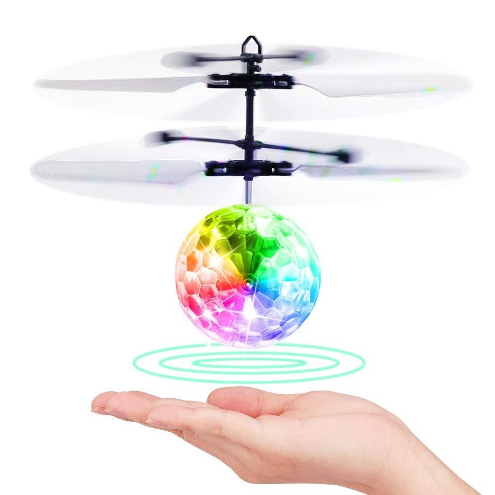 EpochAir Kinder RC Fliegender Ball Spielzeug Fliegendes Spiele Geschenke