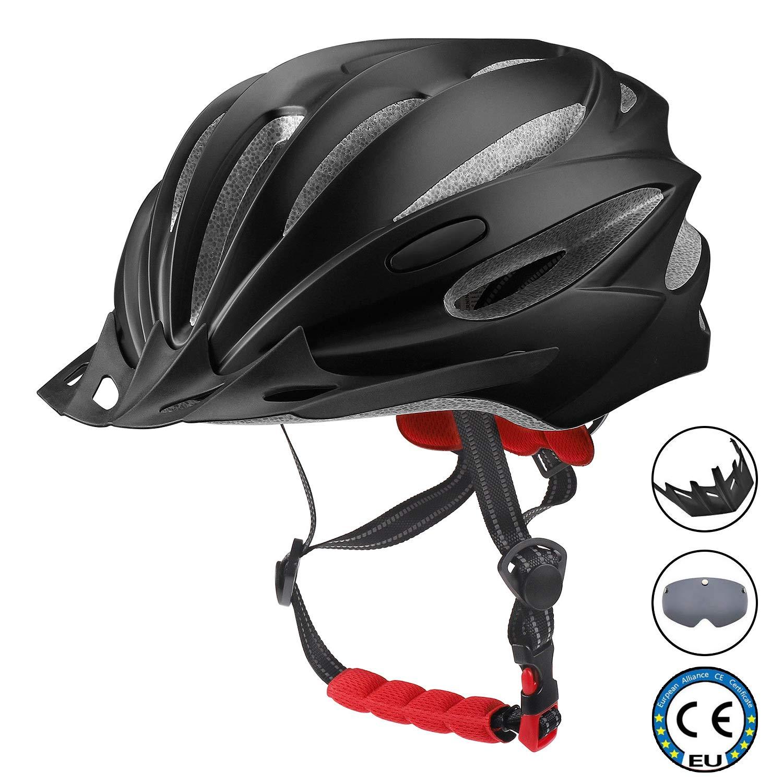 CooSpo Erwachsene Fahrradhelm Unisex Bike Helm Fahrrad Radhelm