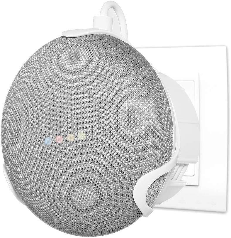 🍀🍀Gewinnspiel🍀🍀 — Wanderhalterung für Google Home Mini Lautsprecher