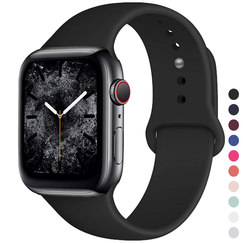iBander Sport Armband Kompatibel mit Apple Watch 44m 42mm