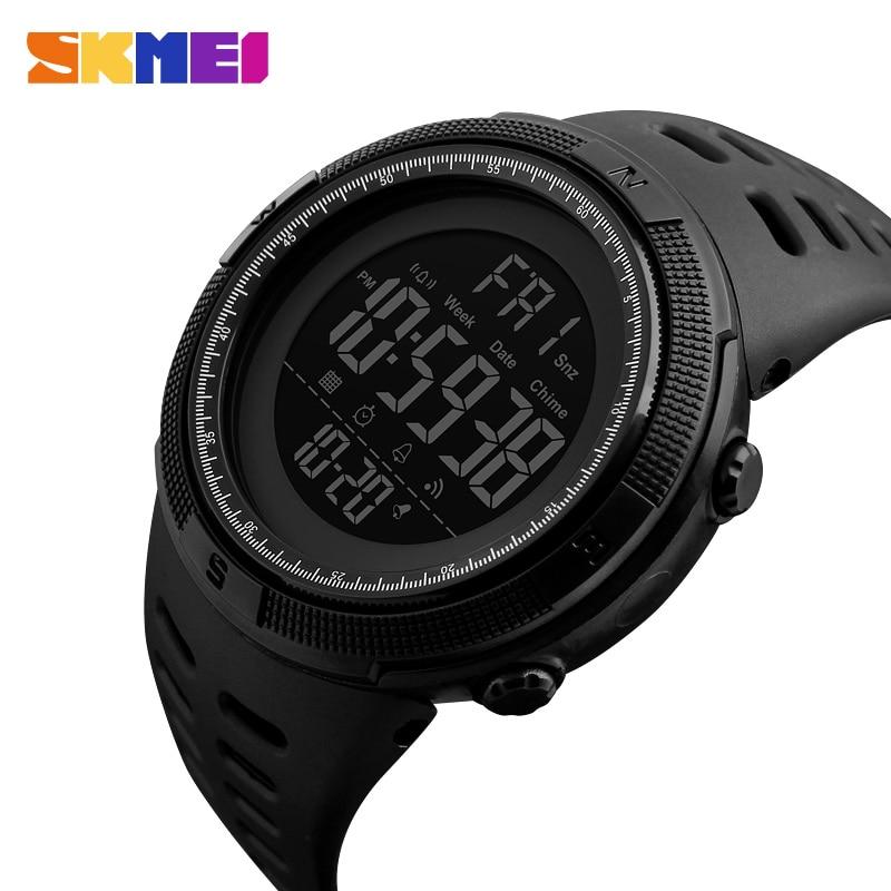 SKMEI Fashion Outdoor Sport Uhr Männer Multifunktions Uhren