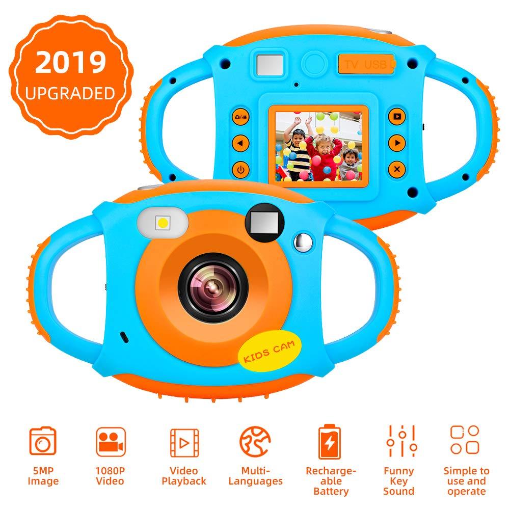 Kinderkamera 1080P HD 5MP Kinder Digitalkamera Kinder Kamera