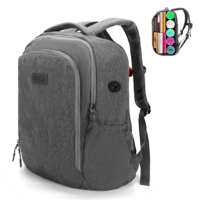 Jelly Comb Schulrucksack Backpack, Laptop Rucksack
