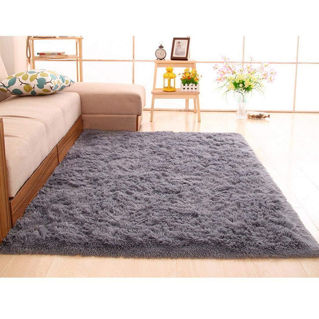 80% off Haushalt Super Soft Kunstpelz Teppich für Schlafzimmer Sofa Wohnzimmer Teppiche