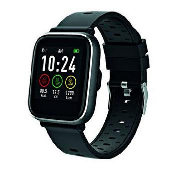 Denver Smartwatch SW-161 schwarz