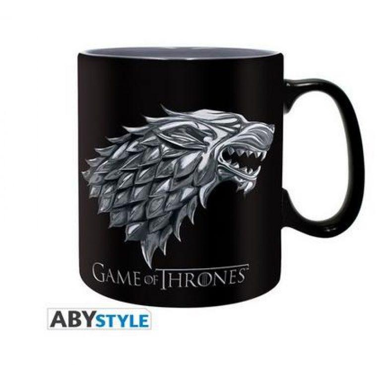 Game of Thrones Stark/Winter is coming Tasse 460 ml