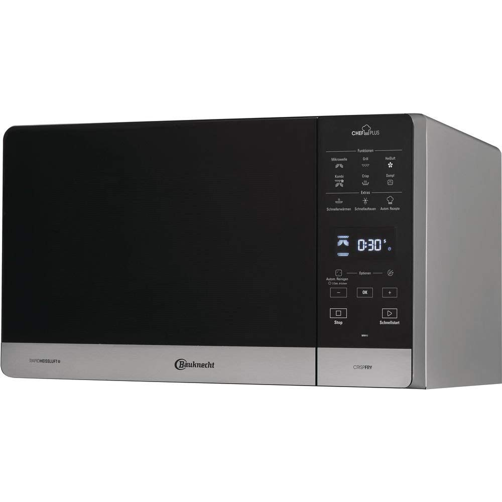 Bauknecht Chef Plus MW 49 SL/ 5in1-Multifunktionsmikrowelle