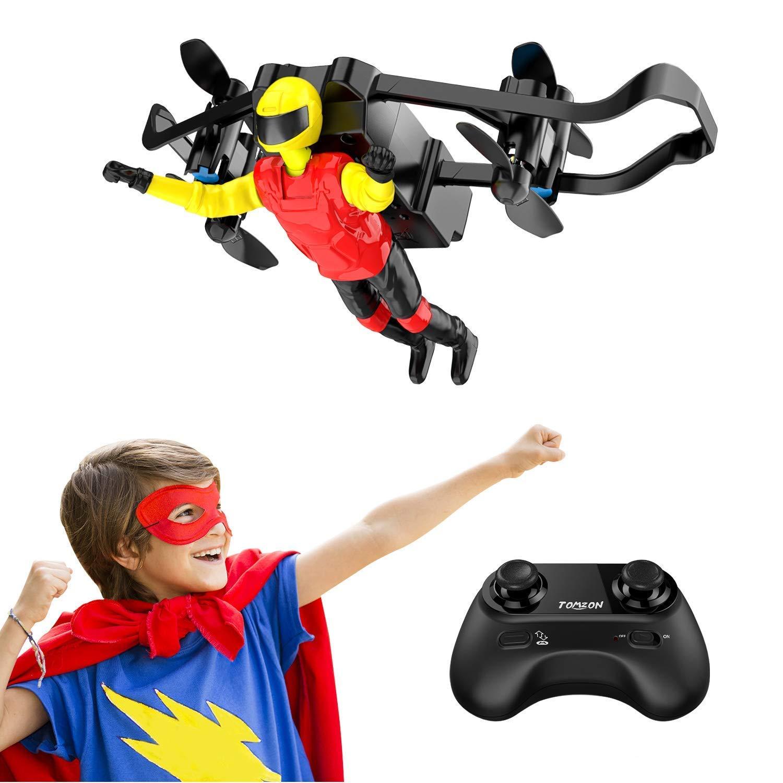 Tomzon Mini Drohne für Kinder und Anfänger, RC Quadcopter, Stunt Ferngesteuerte Hubschrauber
