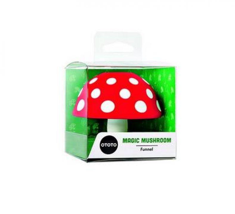 Magic Mushroom Trichter
