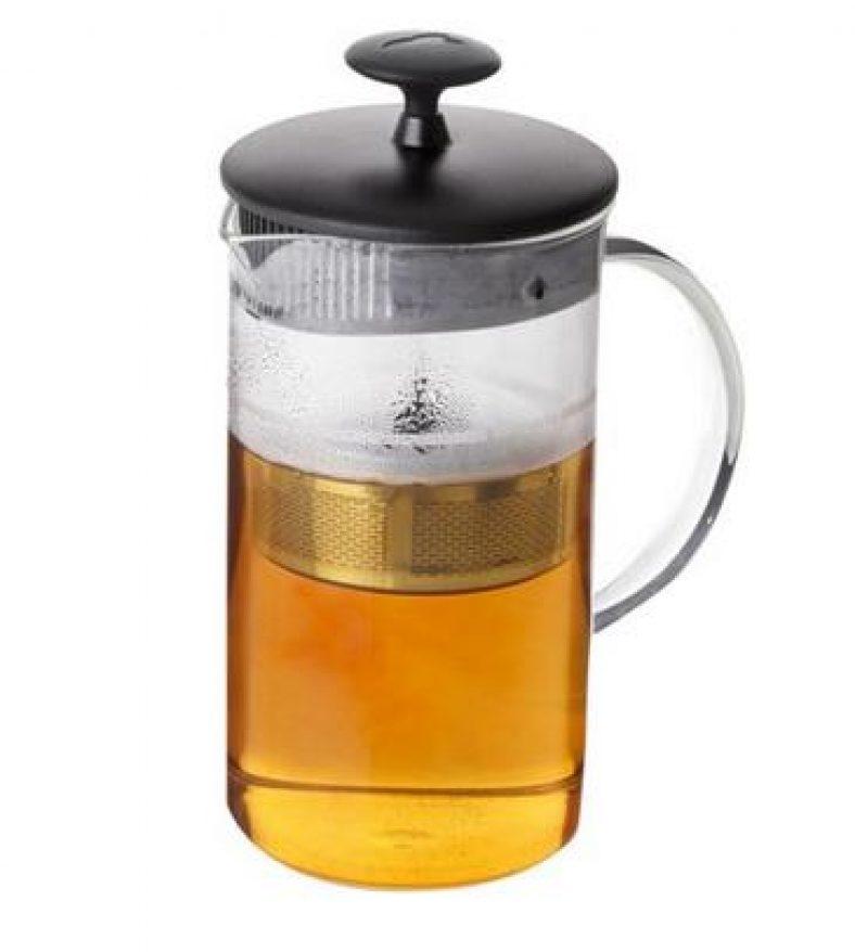 LEONARDO Teezubereiter Glas Tè per te 0,8l