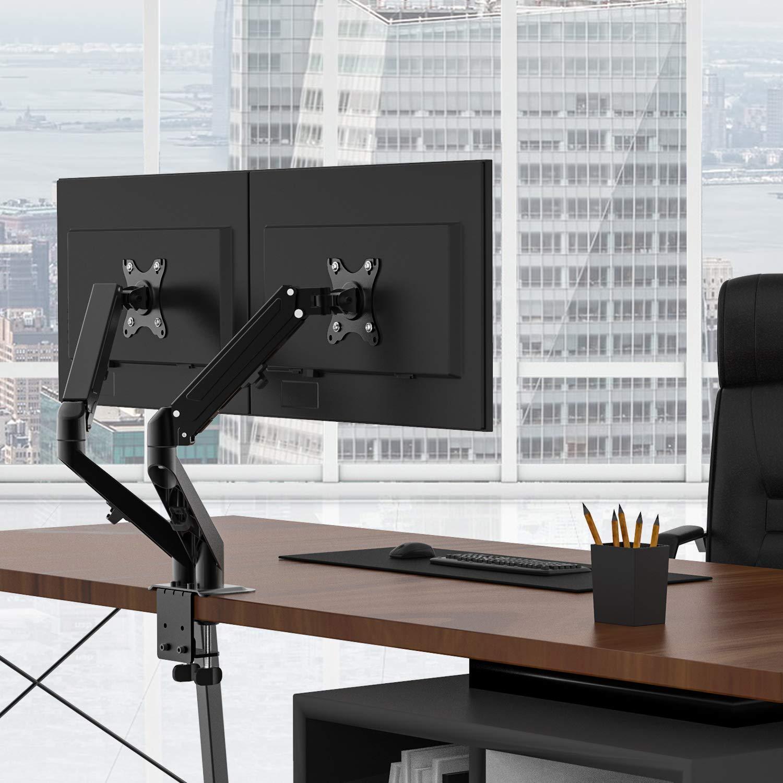 PUTORSEN® Monitor Tischhalterung 2 Monitore