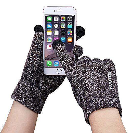 SHUIBIAN Handschuhe Winter Warme Handschuhe Baumwolle Unisex