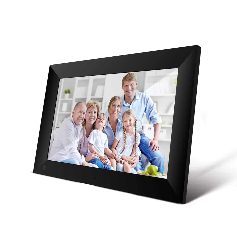 Docooler P100 WiFi Digitaler Bilderrahmen 10,1-Zoll-16-GB-Smart-Electronics-Bilderrahmen