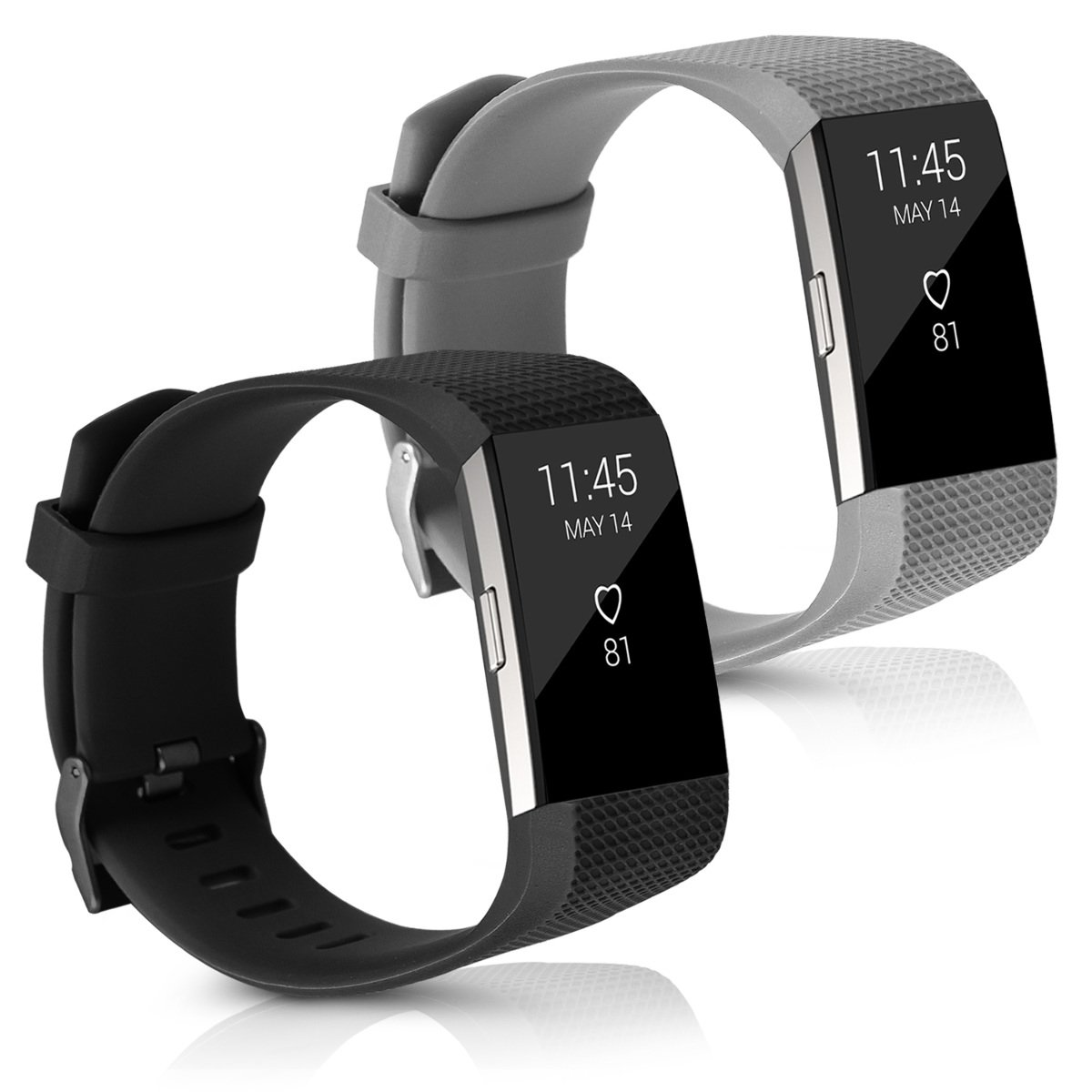 kwmobile Fitbit Charge 2 Armband
