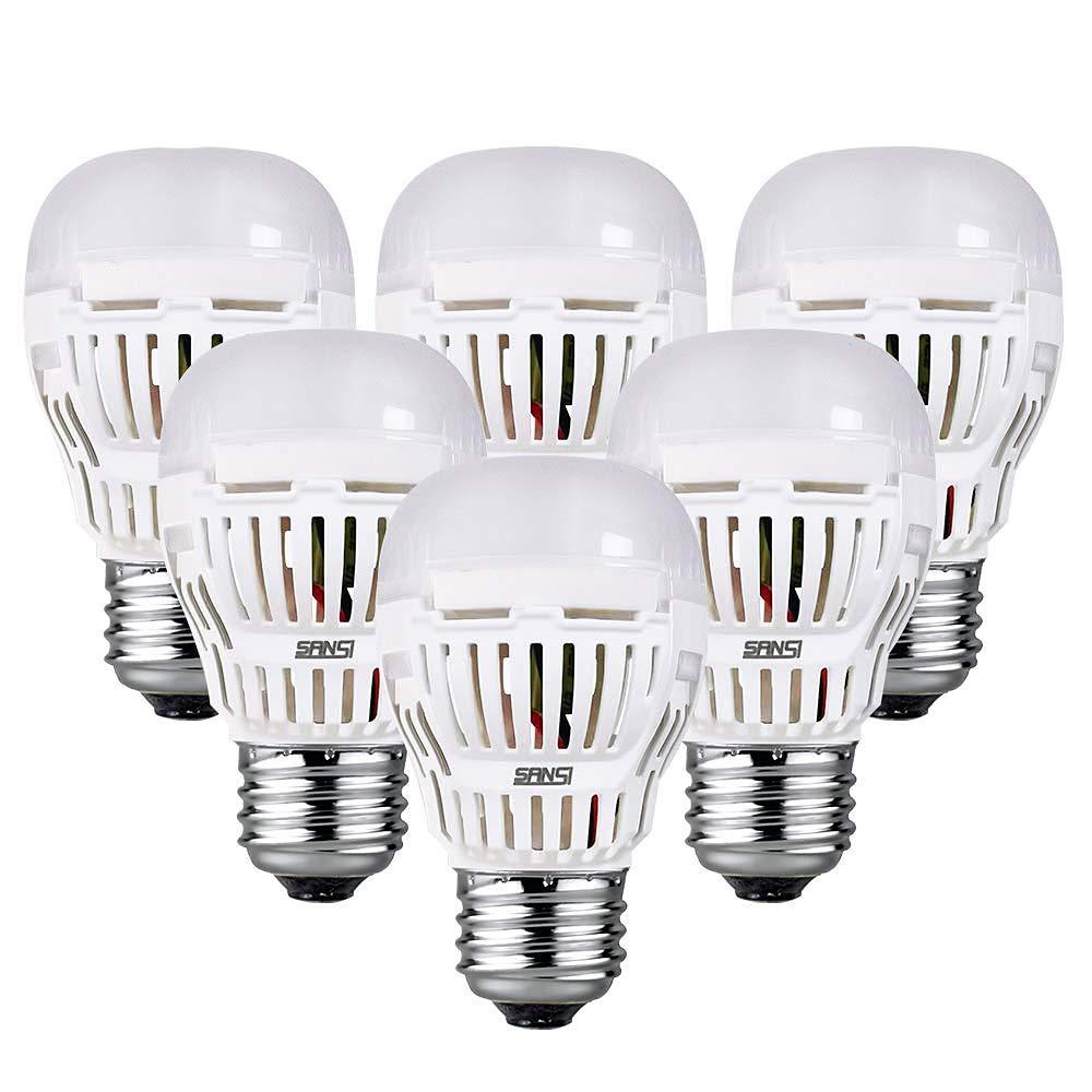 LED E27 Warmweiß Lampen 9W-SANSI Led Leuchtmittel (ersetzt 100W Edison Glühbirne)900lm Superhell Led Birne