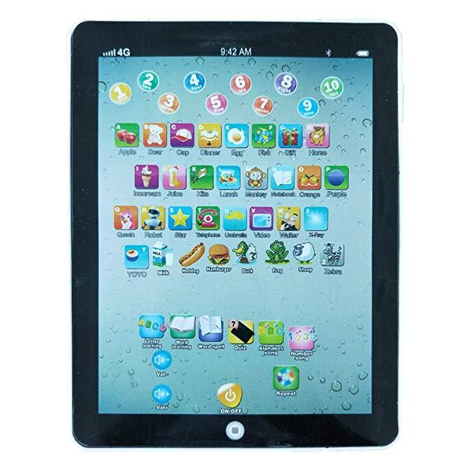 QHJ Lerntablett Tablet für Kinder Kleinkind