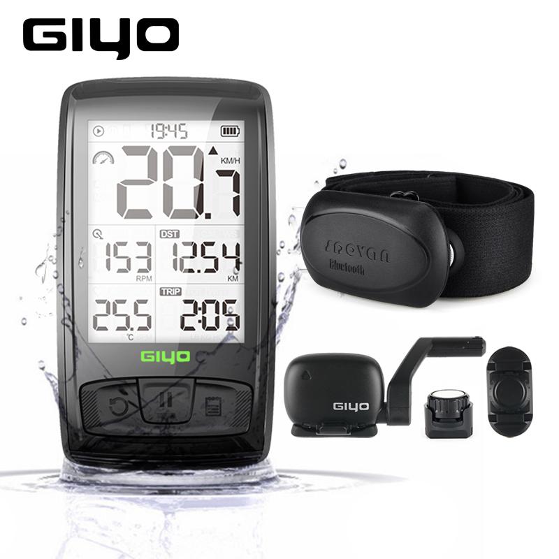 Drahtlose Bluetooth4.0 Fahrrad Computer Halterung Halter Fahrrad Tachometer