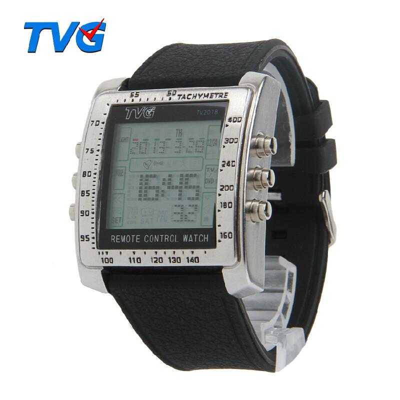 TVG Fernbedienung Alarm TV DVD Fernbedienung Military Uhr Für Männer