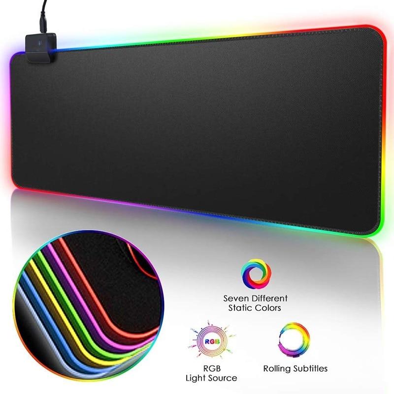 RGB Gaming Maus Pad