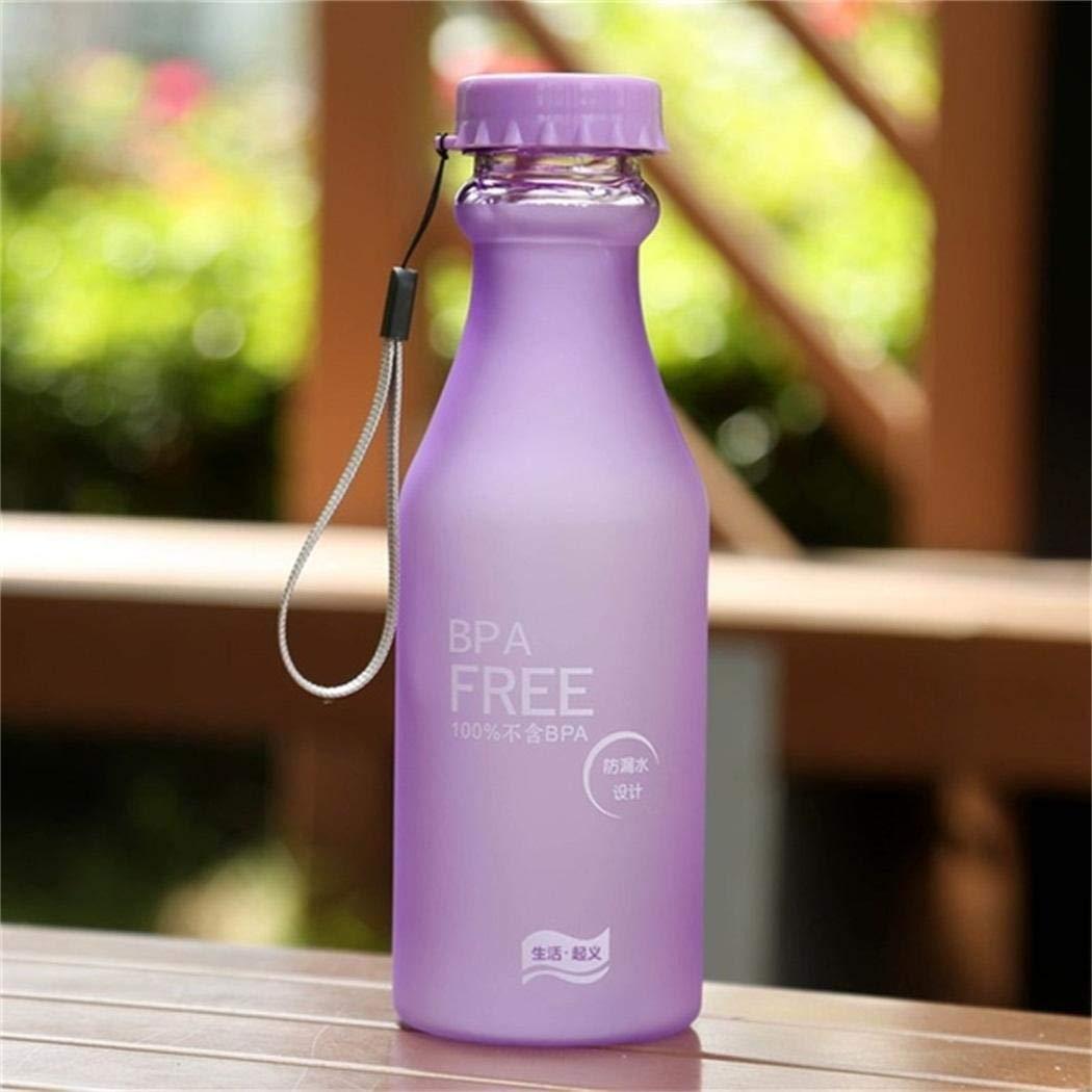 80% off Outdoor Sports Travel Wasserflasche Portable auslaufsicher Radfahren Camping Wasser Cup Trinkflaschen