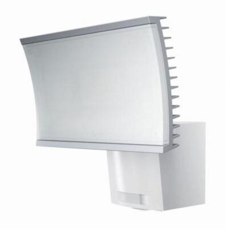 Osram LED Außenleuchte Noxlite 40 W 3000lm Bewegungsmelder weiß Wandleuchte IP44