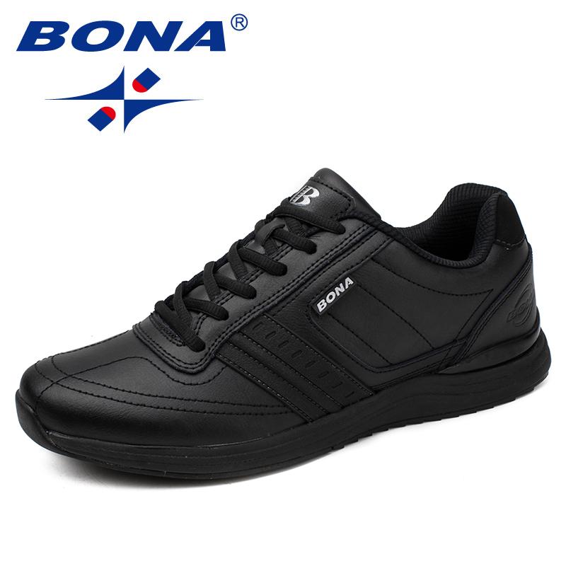BONA Neue Beliebte Stil Männer Casual Schuhe