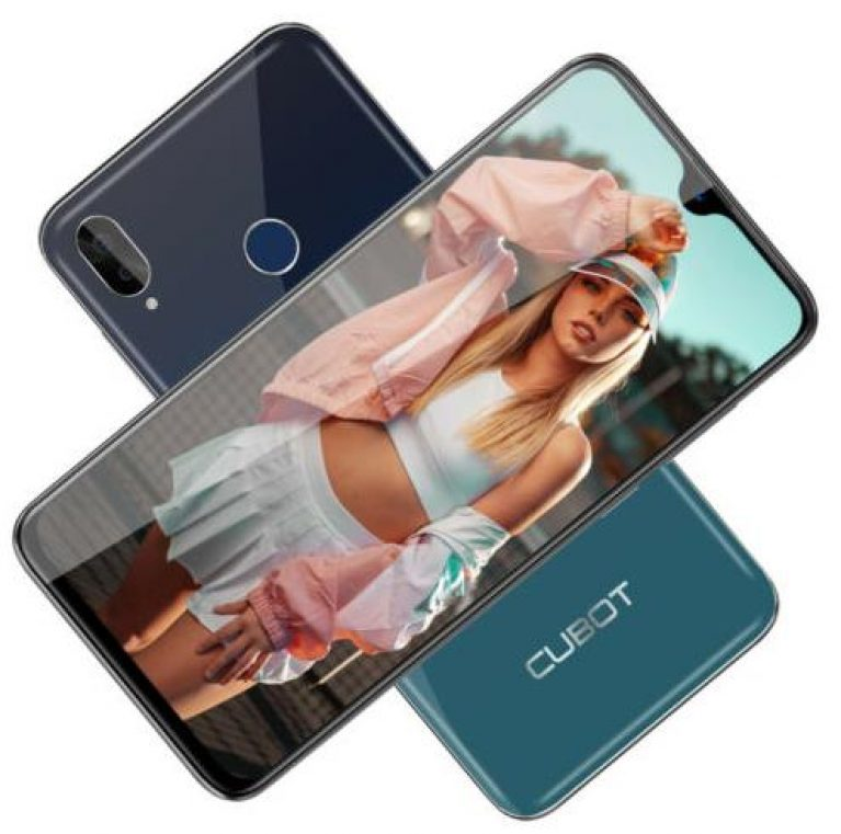 6.26in Cubot R15 PRO Android 9.0 4G Smartphone 32GB Dual SIM Handy Ohne Vertrag