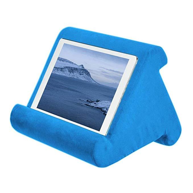 Riou Tablet Ständer Kissen, Multi-Angle Soft Basic Handy Halter Tablet Halterung