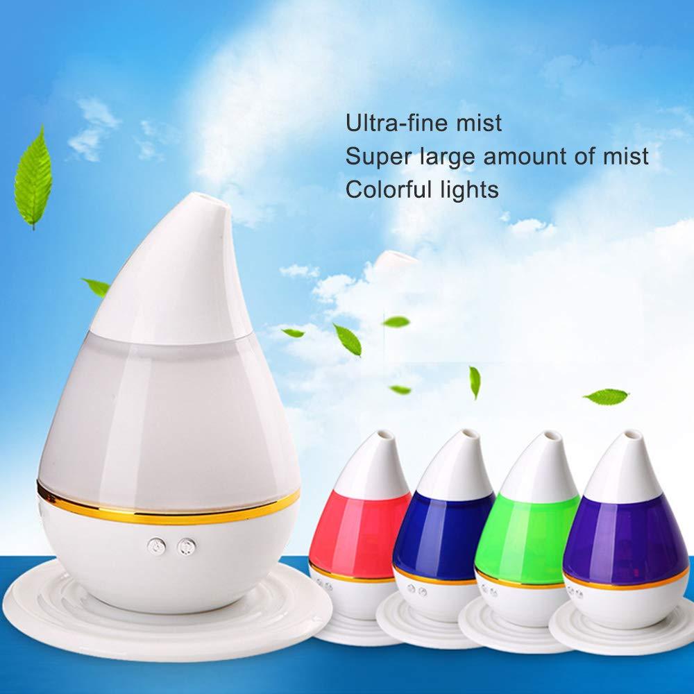 Fesjoy Mini Wassertropfen Zerstäubung Luftbefeuchter USB Air Aromatherapie