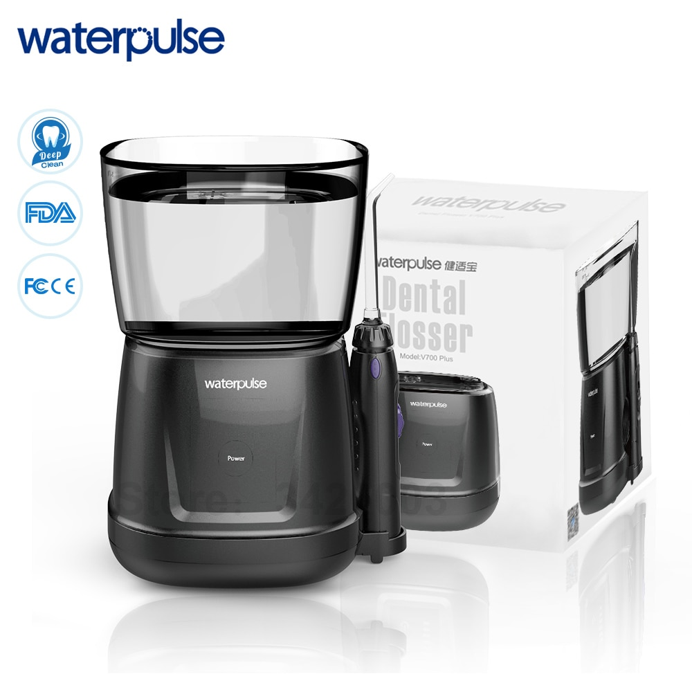Waterpulse V700 Tragbare Wasser Flosser