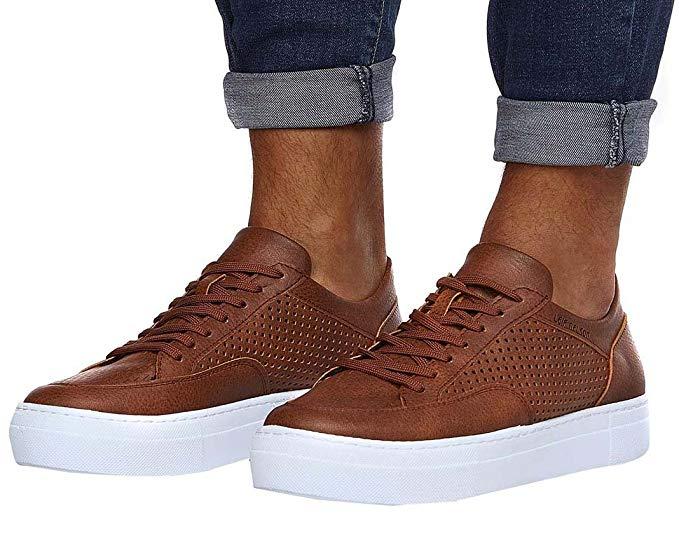Leif Nelson Herren Schuhe Freizeitschuhe elegant Winter Sommer Freizeit Schuhe Männer Sneakers