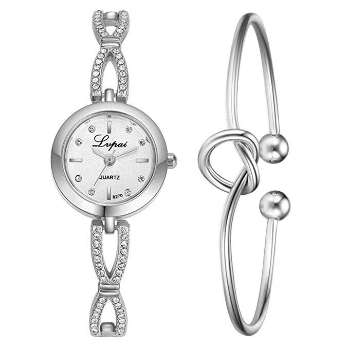 Uhren Damen Armbanduhr MäDchen Schöne Armband Uhr Modern