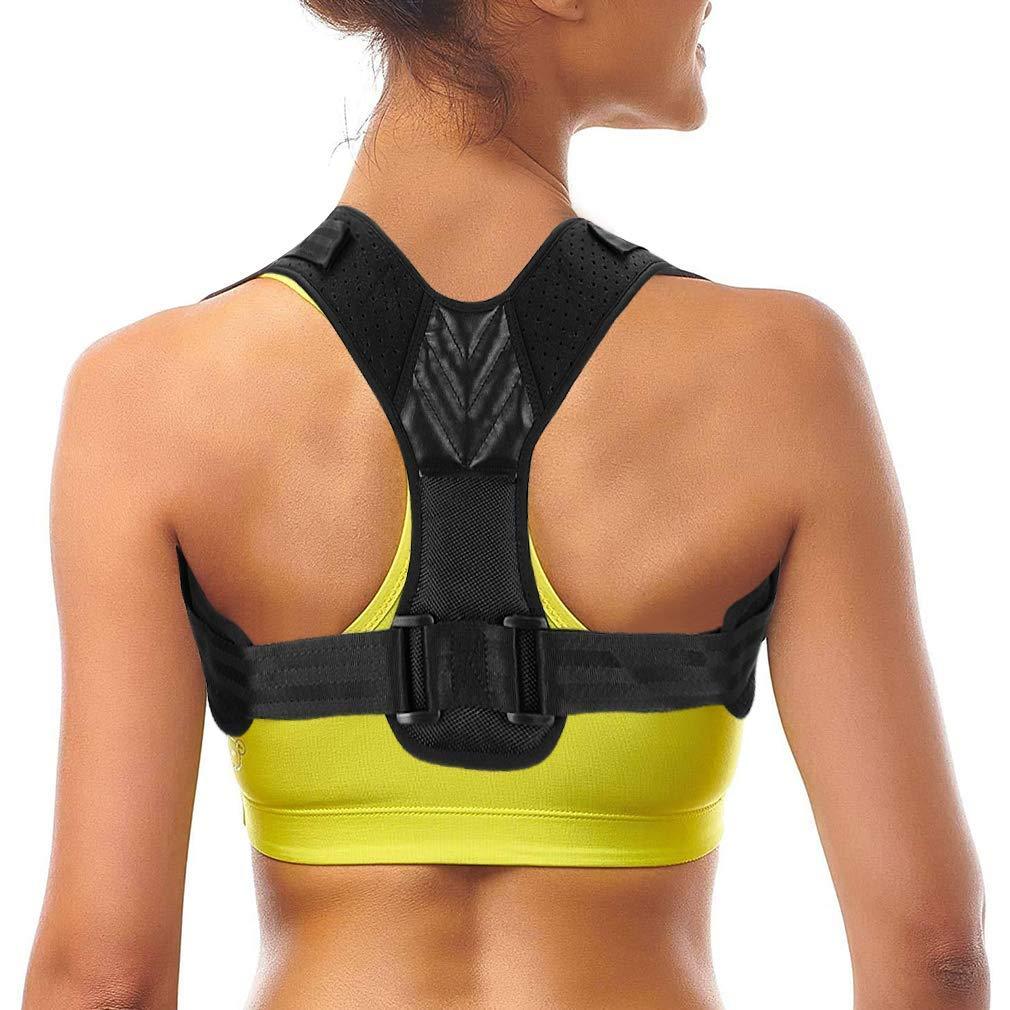 FINIBO Geradehalter zur Haltungskorrektur Haltungskorrektur Schultergurt Rückenstütze