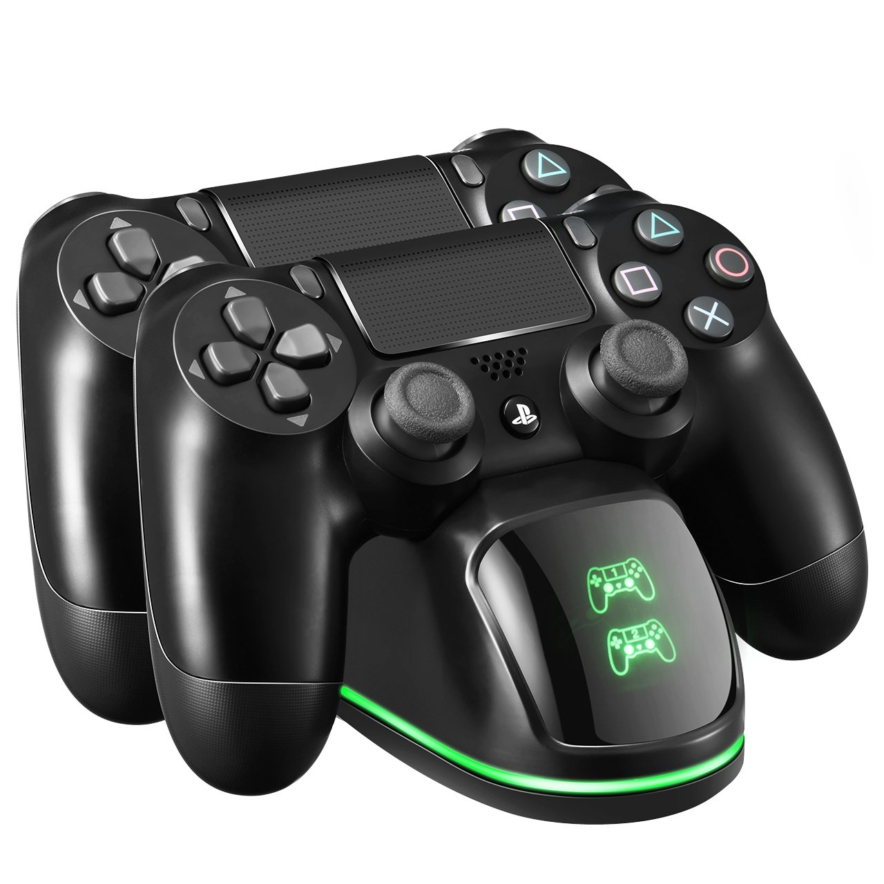TOPELEK PS4 Controller Ladestation