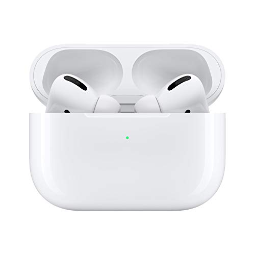 Apple AirPods Pro In-Ear Kopfhörer mit Wireless Charging Case