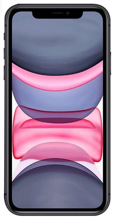 Apple iPhone 11 mit 64GB (99€) + Vodafone green Allnet-Flat mit 24GB LTE für 39,99€ mtl.