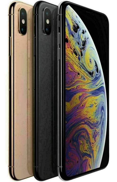 Apple iPhone XS 64 GB für 479€ inkl. Versand (B-Ware, Zustand: gut)