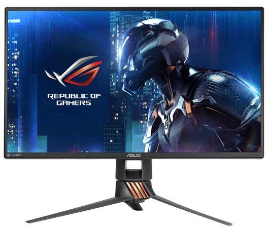 ASUS PG258Q – 24,5″ Gaming Monitor mit 240 Hz, 1 ms Reaktionszeit & G-SYNC für 499€ (statt 544€)