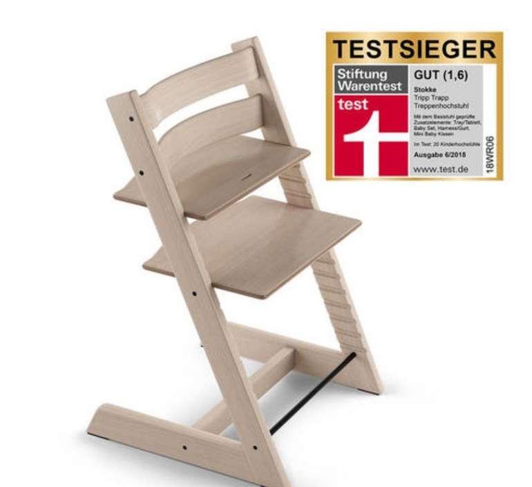 Stokke Tripp Trapp Hochstuhl (verschiedene Farben) für 164€ inkl. Versand