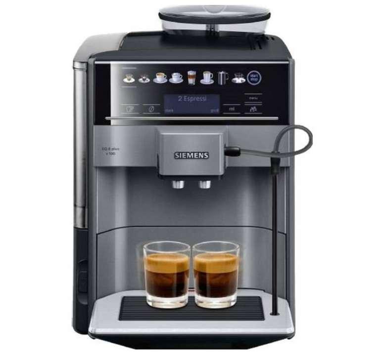 Siemens TE EQ.6 Plus S100 Kaffeevollautomat für 633,99€ inkl. Versand (statt 704€)