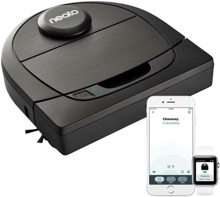 Neato Robotics Botvac D6 Connected Saugroboter D601 (WiFi, App) für 349,99€ inkl. Versand